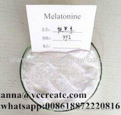99.5% Pharmaceutial Raw Material CAS 73-31-4 Melatonine