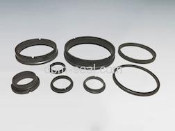Silicon Carbide mechanical seal rings