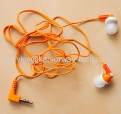 Wholesale Panasonic RP-HJE120 In-Ear Earbud Ergo-Fit Canal Wired Lightweight Headphones Orange