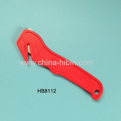 Red Strong Robust Safety Pallet Shrink Wrap Film Strap Packaging Cutter