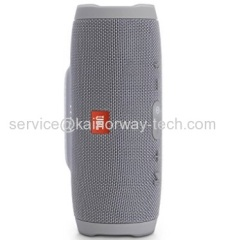 New JBL Charge 3 Grey Portable Waterproof Bluetooth Mobile&Tablet Stereo Speakers From China Supplier
