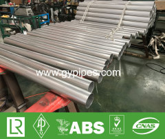 Single Straight Seam Stainless Steel Pipe