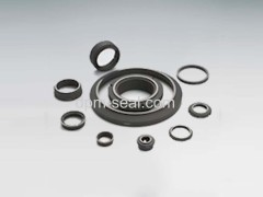 Carbon mechanical seal faces