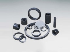 Carbon mechanical seal rings and bearings