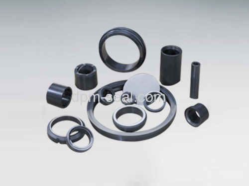 Carbon Graphite mechanical seal rings and bearings