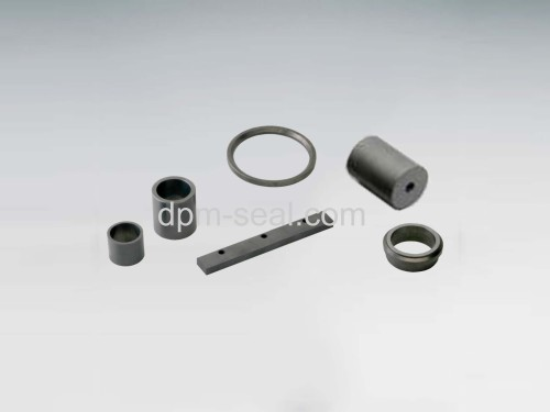 Tungsten Carbide mechanical seal rings and bearings