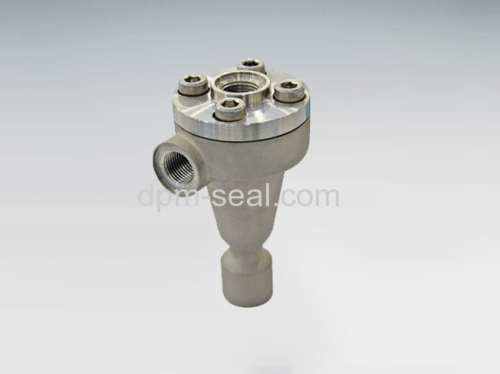 Mechanical seal support system Plan 31