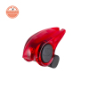 Mini Bicycle Multi Color Brake Rear Light