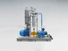 API610 horizontal low power high pressure low flow centrifugal pump