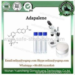 99% Purity Anti-Acne Pharmaceutical Raw Material Adapalene