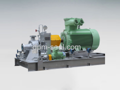 API610 horizontal single stage high pressure low flow centrifugal pump