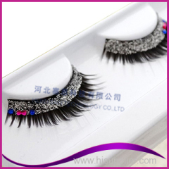 D curl diamond silk false eyelashes