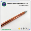Copper ground rod of earthing electrode