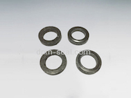 Valve gland packing rings