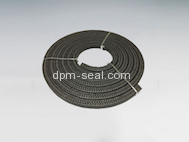 Braided packing for pump and manhole