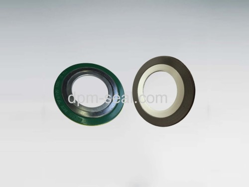 Metallic gaskets and non-metallic gaskets