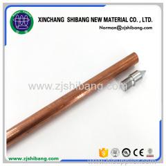 Inner Threaded Earthing Rod