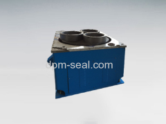 Single side lapping polishing machine