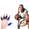 Free Shipping Sports Safety Finger Protector Breathable Elastic Armful Knitted Fitness Finger Basketball and Volleyball