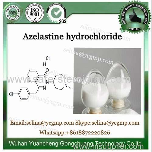 Good Quality Anti Inflammatory Pharma Raw Powder Azelastine Hydrochloride