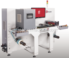 EIM-150/EIM-220/EIM-300 Full -automatic electronic product label 100% visual inspection machine