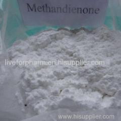 Methandienone Anti Estrogen Steroid CAS 72-63-9 Dianabol/ DBOL For Muscle grwoth