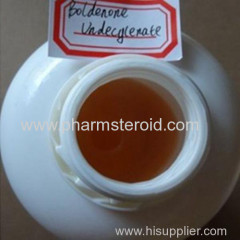 Boldenone Undecylenate yellow liquid for muscle gaining