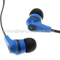 New Skullcandy Ink'd 2.0 Supreme Sound Blue And Black In-Ear Earphone Headsets With Mic From China Manufacturer
