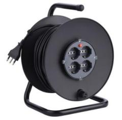 Europe standard electrical cable reel 50meter CE approved
