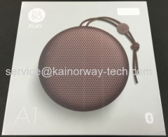 Wholesale B&O Play Beoplay A1 Compact Portable Wireless Bluetooth Speakers With Microphone Deep Red From China New
