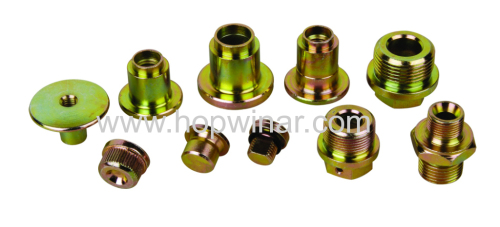 PRECISION MACHINED MECHANICAL PARTS