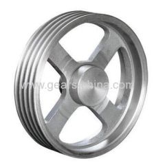 china manufacturer V-belt pulley