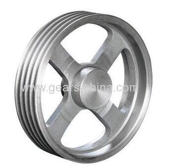 china manufacturer V-belt pulley