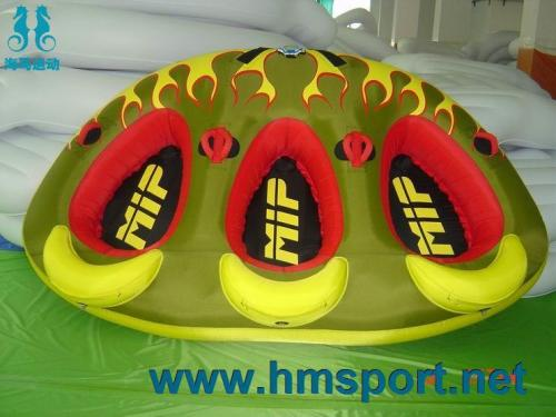 HMSPORT ski tube towable ski tube inflatable towable SPORTSSTUFF Kwik Tek RAVE Sports Connelly WOW World of Watersports