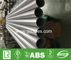 High Temperature Welded Stainless Steel Pipe