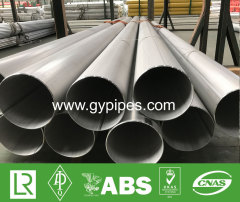 Eddy current Test Stainless Steel Welded Pipe