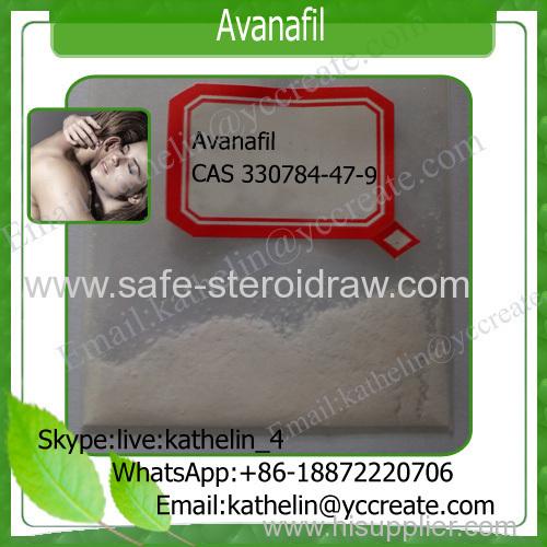 Sex hormone enhance powder Avanafil CAS 330784-47-9