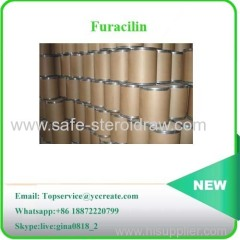 99% Furacilin High Purity Veterinary Drug CAS 59-87-0 Furacilin