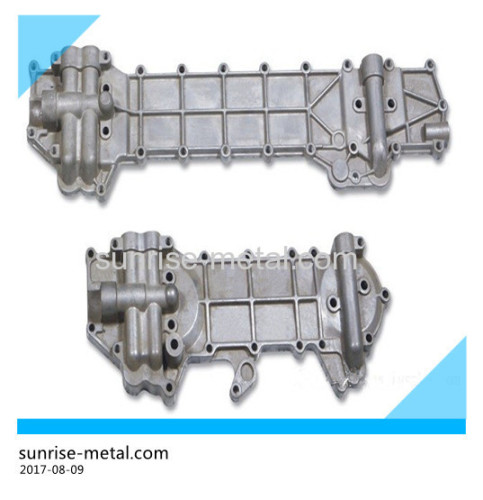 Customize Aluminum CNC Machining Milling Service Metal Prototype
