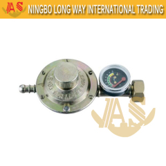 Hot Sale Low Pressure Propane Gas Regulator for Gas Burner
