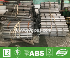Bevelled Ends Stainless Steel Welded Pipe