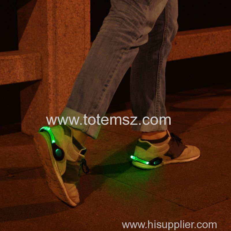 Luces LED Bicicleta LED Shoes Cycling Shoes Clip Bike Lights Night Safety Warning LED Bright Flash Light For Running