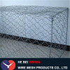 China 's high - quality galvanized gabion cage