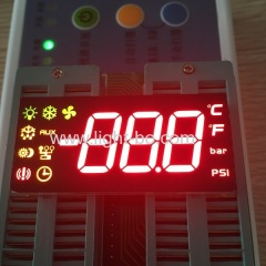 Cooling Display;Heating Display;multi-color display;Refrigerator display; Refrigerator control