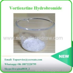 Vortioxetine Pharmaceutical Mdd Drug Raw Vortioxetine Hydrobromide