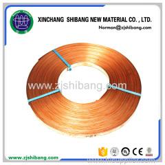 Grounding Flat Copper Straps