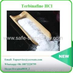 Terbinafine HCl raw powder Antibacterial Agent Terbinafine Hydrochloride