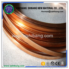 Strong anti-corrosion Flat Copper Strip