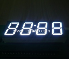 "low cost display;0.56"" clock display; 4 digit white display; 14.2mm white display"