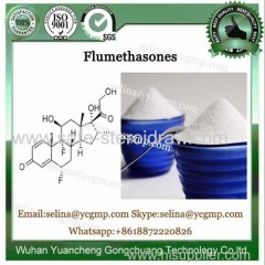 Health Care Glucocorticoid Steroids Powder Flumethasones
